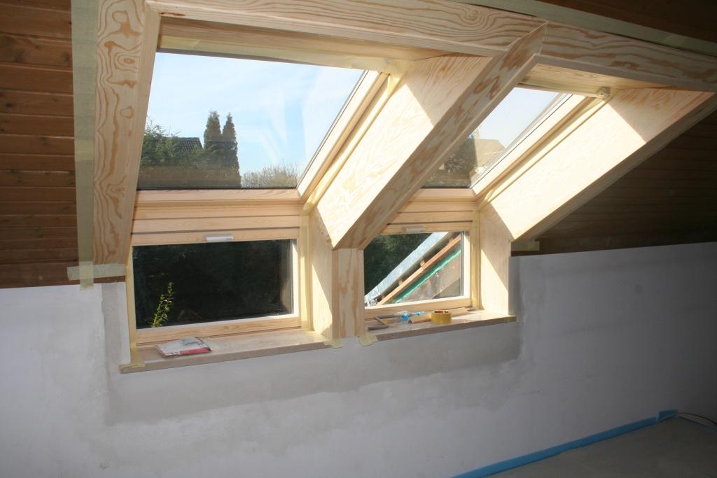 dachfenster einbau dachdeckerei spenglerei f r den gro raum augsburg aus fischach. Black Bedroom Furniture Sets. Home Design Ideas